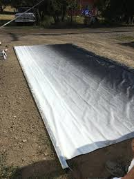 full size of rv awning cover diy protective fabric inserted into metal rail ideas