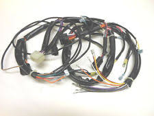 harley wiring harness motorcycle parts new 1992 1993 harley davidson xlh sportster main wiring harness