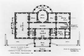 White House Floor Plans Modern State Plan 1900 Oval Office Residence