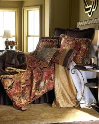sherry kline bedding sherry home rust bed linens