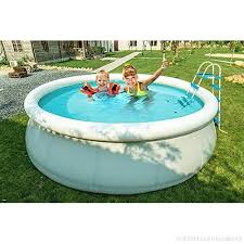 MCombo 15 Round Swimming Pool Fast Set Inflatable Above Ground with