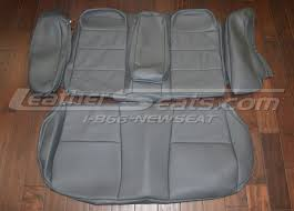 honda civic leather seats for pictures