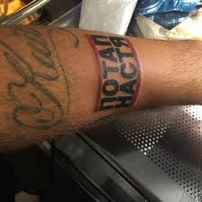 потап сделал на руке тату в честь группы потап и настя Nrj