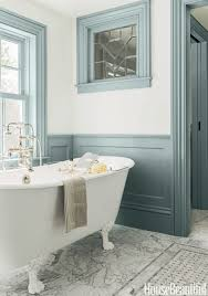 Bathroom Blue Tile Bathroom Paint Colors With Tiles And Ideas