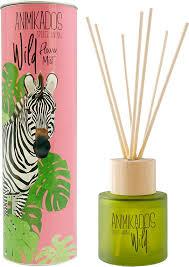 <b>Диффузор ароматический</b> Zebra - цветочный Wild 100 мл