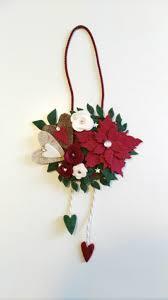 Decorazioni natalizie in feltro m : accessori casa di candy neko