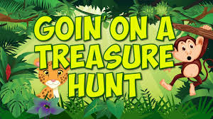 Image result for treasure hunting fun images for kids