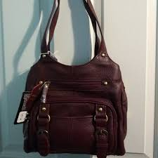 roma bags leather concealed carry purse