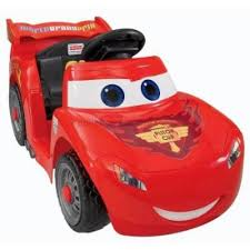 power wheel w5541 lil lightning mcqueen images to enlarge