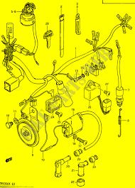 suzuki zr50 wiring diagram circuit wiring and diagram hub \u2022 2012 Chevy Truck Wiring Diagram electrical electrical zr50skx 1999 zr 50 moto suzuki motorcycle rh bike parts suz com truck wiring diagrams suzuki electrical schematics