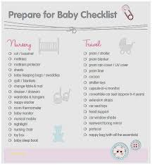 Baby Room Checklist Unique Decoration
