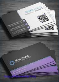 Sample Visiting Cards 25294
