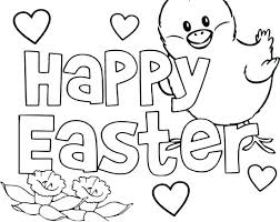 Easter Coloring Pages Pdf Coloring Page Basket Coloring Page By