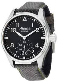 <b>Часы Alpina AL</b>-<b>280B4S6</b> - купить мужские наручные <b>часы</b> в ...