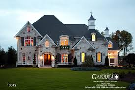 garrell house plans. Chateau Le Mont House Plan Garrell Plans D