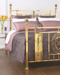 antique brass bed. Antique Brass Bed D