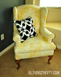 lazy boy s wing back recliner queen anne recliner