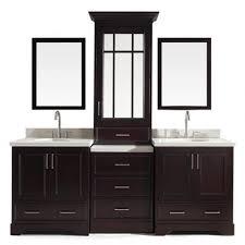 Bathroom Dual Vanity Mirrors Bathroom Cabinet Wood mercial