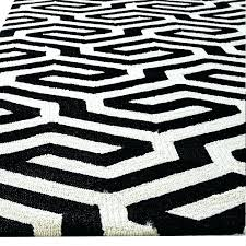 black and white outdoor rug black and white outdoor rug checd awesome collection black and white