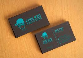 Free Black Business Card Design Mockup Psd On Behance