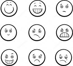 Cartoon Emoticons Set Stockvector Izakowski 103601300