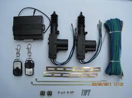 2 door car door central power locking system 1