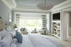Hom Furniture Fargo for a Traditional Bedroom with a Crown Molding