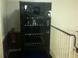 Empty Vending Machine Beauteous Empty Vending Machine Picture Of Premier Inn Preston West Hotel