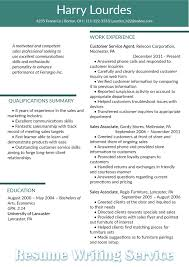 Resume Writing Best Format Good Resume Example Unique Most Recent