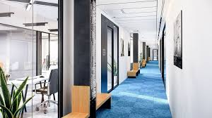 images of an office. Internal Hallway Of An Office Section Images O