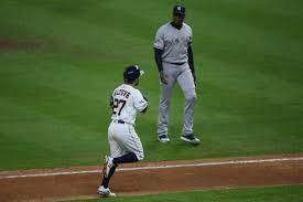 New York Yankees @ Houston Astros ...