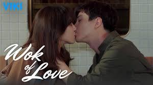wok of love ep26 kiss between junho and jung ryeo won eng sub