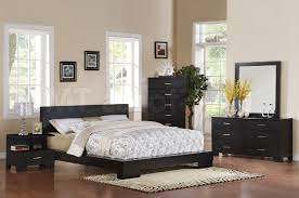 contemporary black bedroom furniture. Bedroom Black Furniture Ideas Modern White Set Attractive Floral Bedcover Design Luminated Wooden Floor Romantic Single Contemporary