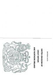 Free Passport Template For Kids English teaching worksheets The passport 66