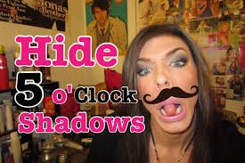 5 o clock shadow beard makeup mugeek vidalondon