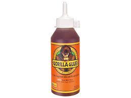 gorilla glue gorilla polyurethane glue 250ml