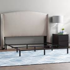 Metal Queen Bed Frames You'll Love | Wayfair