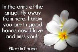 Rest In Peace Quotes Gorgeous Rest In Peace Quotes With Pictures RIP Sayings