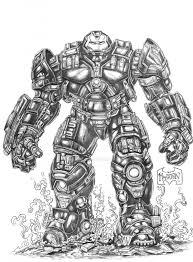 Select from 35450 printable coloring pages of cartoons, animals, nature, bible and many more. Drawing Hulkbuster Max Installer