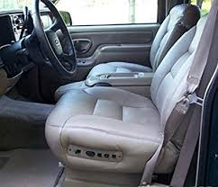 Amazon.com: Durafit Seat Covers 1998-1999 Chevy Suburban and Tahoe ...