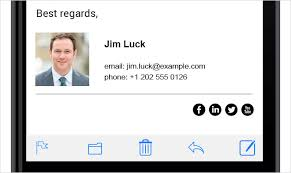 Email Signature Perfect Email Signature For Personal Email How To Sign