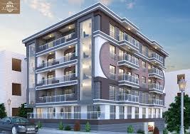 office building facades. Modern Interior Design, Interiors, Commercial Construction, Building Facade, Office Buildings, Guest Houses, 3d Architecture, Exterior Facades :