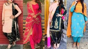 New Latest Punjabi Suit Design 2019 Punjabi Boutique Suits Image Maharani Designer Boutique