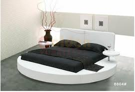 King Size Red Round Bed on Sale O6801#