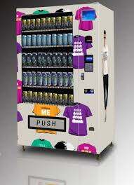 How Much Electricity Does A Soda Vending Machine Use Delectable China New Type TShirt Vending Machine China TShirt Vending