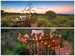 Best Treehouse Hotels In The World Top 10Treehouse Hotel Africa