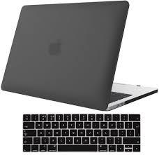 Mac Book Pro 13 <b>Case</b> 2016 A1706/A1708, <b>Rubberized Hard Case</b> ...