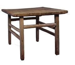 <b>Antique</b> Revival <b>Vintage Style</b> Dinner Table, <b>Reclaimed</b> Wood, Large