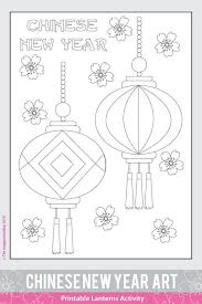 Many people dress mainly in red coloured clothing for the festivities. Chinese New Year 2021 Coloring Pages And Art Activities New Year Coloring Pages Chinese New Year Crafts For Kids Chinese New Year Crafts