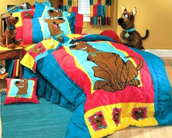 scooby doo bed set bedding set bedding twin designs bed sheets queen size scooby doo bed